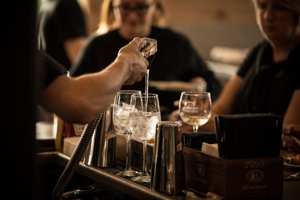 The Bar at Half Moon Point Restaurant Point Pleasant NJ 2017